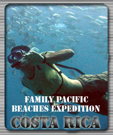Family Pacific Beaches Expedition