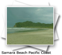 Samara Beach Pacific Coast