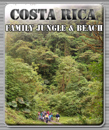 Family Jungle & Beach: 7 days / 6 nights