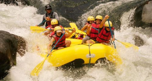 Pacuare Rafting Costa Rica