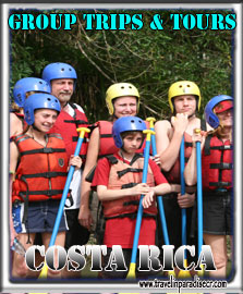 Costa Rica:Group Tours