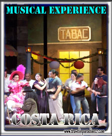 Costa Rica: Musical Experience
