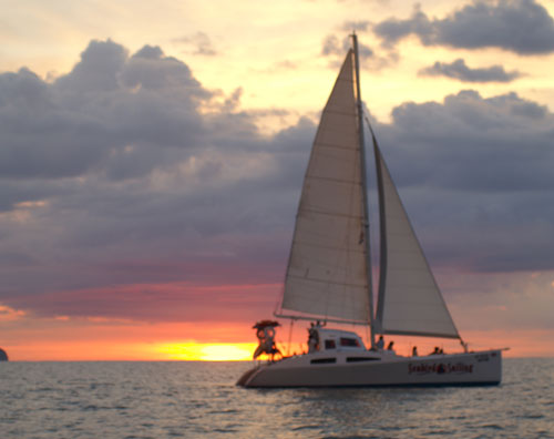 Costa Rica Sunset Cruise