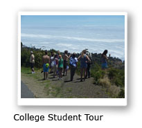 Costa Rica College Student Tour