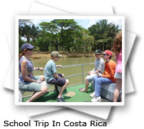 School Trip in Costa Rica