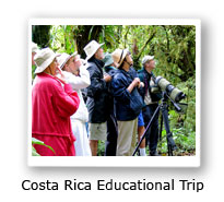 Costa Rica Educational Trip