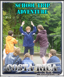 School Trip in Costa Rica: