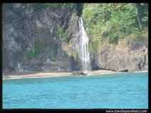 Corcovado la Llorona Waterfalls