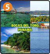 Bocas del Toro Logo