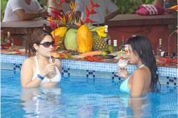 Hotel Montana de Fuego Pool