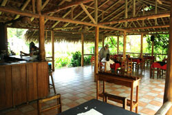 Restaurant Hotel Hacienda Baru