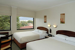 Hotel Parque del Lago rooms