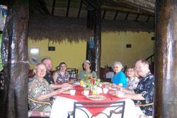 Centro Neotropico Sarapiquis restaurant